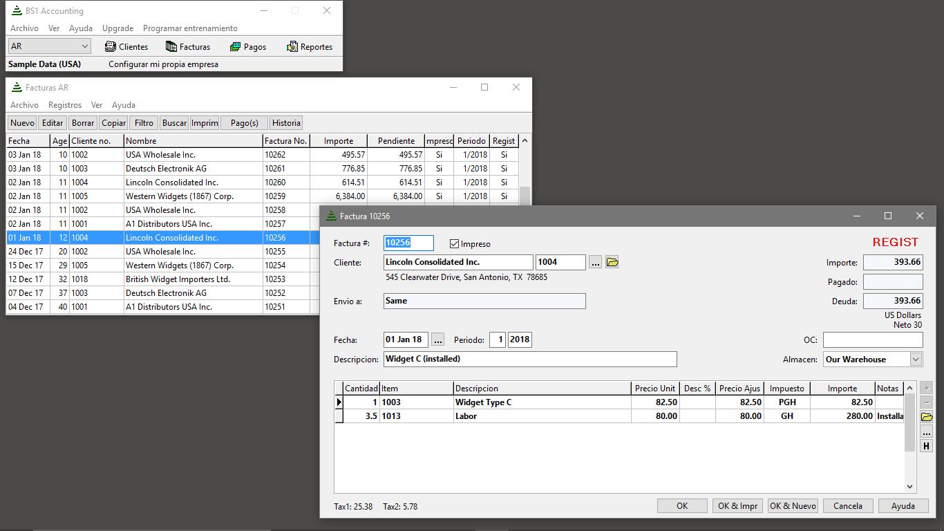 Windows 7 BS1 Accounting (Spanish) 2020.0S full